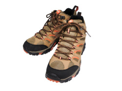 MERRELL Moab Mid GORE-TEX Otter/Orange