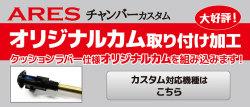 ARES(アレス)電動ガンホップチャンバーカスタム