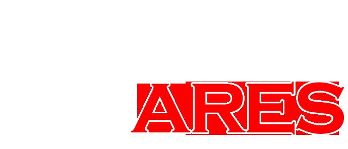 ARES ブランドロゴ